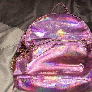 Mini book bag
